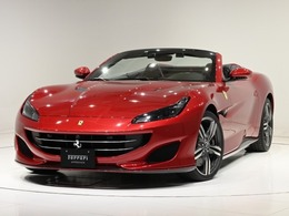 フェラーリ ポルトフィーノ F1 DCT テーラーメード 特注色 LEDハンドル