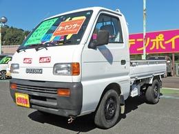スズキ キャリイ 660 KU 3方開 4WD エアコン付き