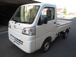 ダイハツ ハイゼットトラック 660 スタンダード 3方開 4WD ワンオーナー