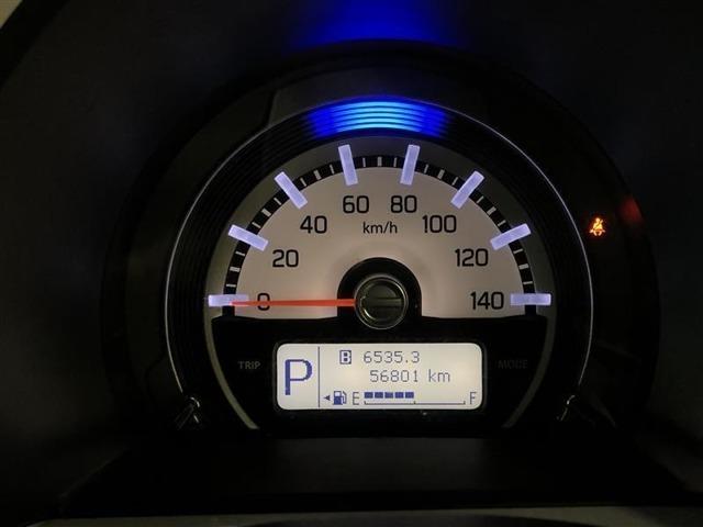 シンプルで見やすいスピードメーターです♪