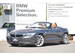 BMW Z4 sドライブ 20i ハイライン ブラウンレザー 19インチAW 電動シート