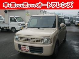 スズキ アルトラパン 660 G フル装備軽自動車安心保証整備車検3年4月付