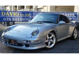 ポルシェ 911 ターボ 4WD 平成9から27年ディーラー点検記録簿付き