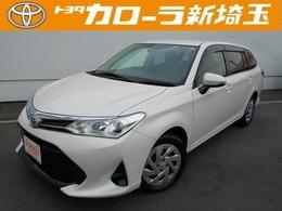 トヨタ カローラフィールダー 1.5 G SDナビ