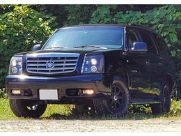 キャデラック エスカレード 6.0 4WD 6.0V8 1ナンバー イカリング LEDテール
