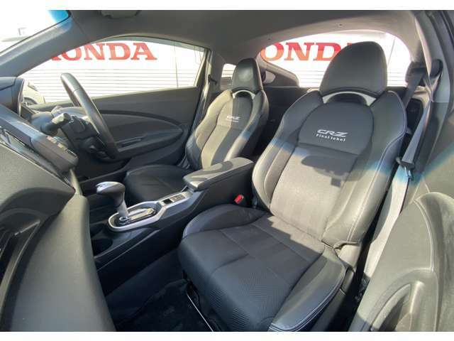 ◇α特別仕様車「Final label」のインテリアカラーはブラックです。