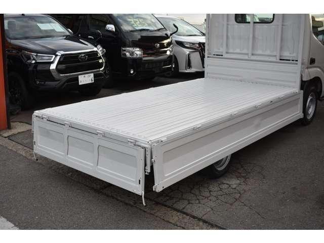 ■波板鉄板■荷台の架装もお気軽に■