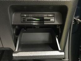 【ETC】長距離のドライブもETC搭載だからお得で安心!ビルトインタイプで見た目もスマートです。