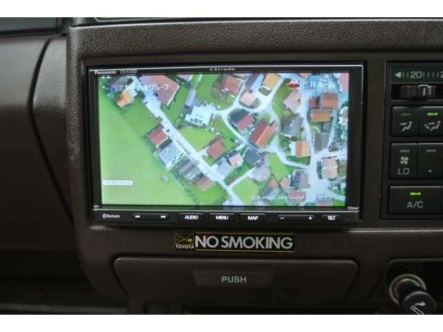 2020年製PanasonicストラーダSSDナビ、地デジTV、Bluetoothオーディオ