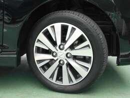 純正オーテック専用アルミホイール タイヤサイズは165/55R15