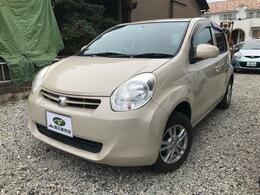 トヨタ パッソ 1.0 X ユルリ スマートキー ベンチシート 車検整備付