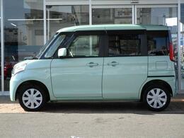 車体が小さいので小回りが効きます!運転しやすいと感じるかと思います!