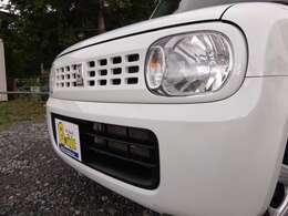 ヘッドライトのLED化などお気軽にご相談ください!軽自動車中心のラインナップ!修理・車検・各種カスタム・部品販売もご相談ください!