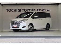 トヨタ エスクァイア 1.8 ハイブリッド Gi プレミアムパッケージ ワンオーナー/衝突被害軽減ブレーキ/LED