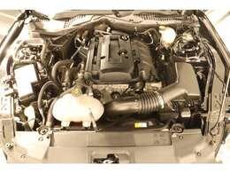フォードマスタング エコブースト 6速MT 社外リアスポイラー AW20インチ Z.S.S車高調 社外LEDテール 対向4POTキャリパー ビックローター 純正のホイール&タイヤ(ノーマル)・ブレーキパット 左ハンドル