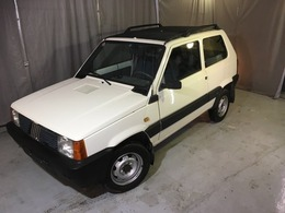 フィアット パンダ 4X4 4WD