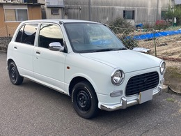 ダイハツ ミラジーノ 660 /Tベル交換/キーレス/検2年/マットホワイト