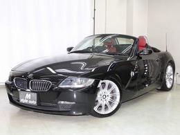 BMW Z4 ロードスター2.5i 後期モデル/ワイン本革/ナビ/電動オープン