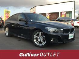 BMW 3シリーズグランツーリスモ 320i Mスポーツ 衝突軽減/天吊モニター/TV機能/ETC