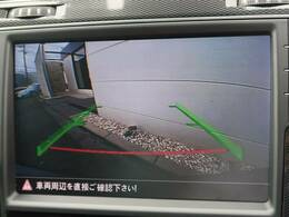 ●バックカメラ『不安な駐車もモニターで後方が見渡せるのこれで安心ですね!』