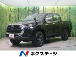 トヨタ ハイラックス 2.4 Z ディーゼルターボ 4WD 現行型