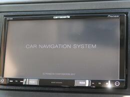 【カロッツェリアSDナビ】使いやすいナビで目的地までしっかり案内してくれます。CD/DVDの再生もでき、お車の運転がさらに楽しくなりますね!