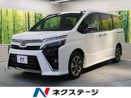 トヨタ ヴォクシー 2.0 ZS 煌III 登録済み未使用車 衝突軽減装置 LEDヘッド
