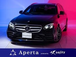 メルセデス・ベンツ Eクラスワゴン E220d アバンギャルド スポーツ(本革仕様) ディーゼルターボ AMGラインエクスクルーシブPKGブルメスタ-