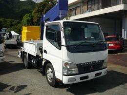 三菱ふそう キャンター 高所作業車10m アイチ製 積載量500kg