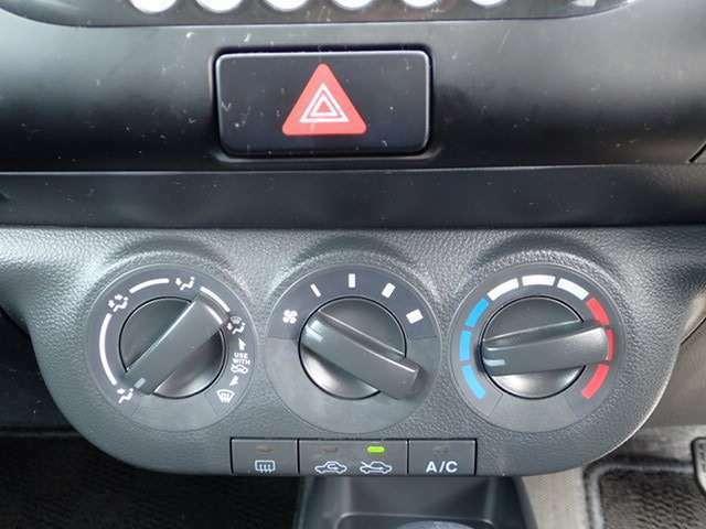 エアコンはよく効きますよ!快適な環境でドライブは楽しいですよ!