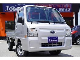 スバル サンバートラック 660 TC スーパーチャージャー 三方開 4WD 最終型/5速MT/メモリーナビ/フルセグ