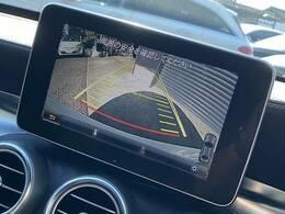 【バックカメラ】装備で駐車が苦手な方でも安心しておのりいただけます!