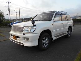 トヨタ ランドクルーザー100 4.7 VXリミテッド Gセレクション 4WD SR・革シート・Bカメラ・地デジTV