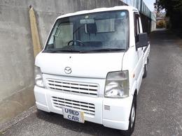 マツダ スクラムトラック 660 KC スペシャル 3方開