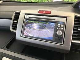 【ナビ】純正ナビ★AM・FM★CD★DVD再生★ワンセグTV※運転やお出かけが楽しくなりますね!★型番:VXM-128VS【バックカメラ/バックモニター】後方の安全確認ができ、駐車が苦手な方にもオススメの機能です!