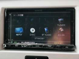 【マツダ純正7型ナビゲーション CD/DVD再生 SD再生 Bluetooth接続等様々なコンテンツからお好みをセレクトしてね♪】