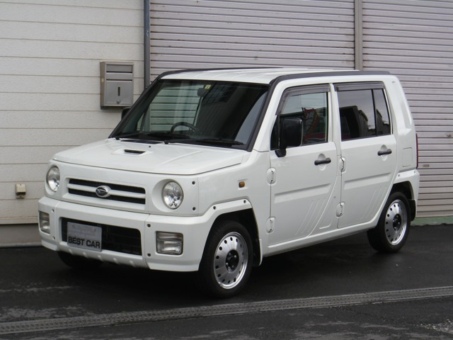 走行54000kホワイトターボの後期モデル内外装仕上げ済のきれいな車です