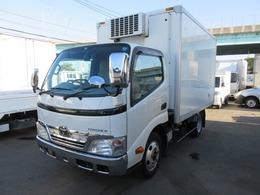 トヨタ トヨエース 2トン-32℃設定低温冷凍車 バックカメラ