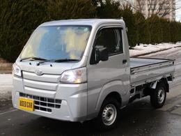 ダイハツ ハイゼットトラック 660 スタンダード 3方開 4WD ワンオーナ 禁煙車 LEDライト エアコン
