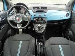 ◆ファブリックシート◆シートアクセントのブルーのラインがオシャレです♪♪◆