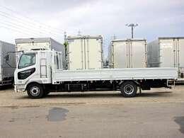 車両総重量7990kg 最大積載量3800kg