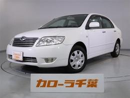 トヨタ カローラ カローラ 1.5X HID 40thアニ