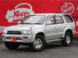 トヨタ ハイラックスサーフ 2.7 SSR-X ワイドボディ 4WD MT 背面レス 寒冷地仕様 フルノーマル ETC