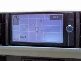 地デジ放送対応純正SDナビゲーション