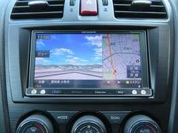 SDナビTVを装着しておりますっ! タッチパネル式を採用しており設定や操作もラクラクですっ!