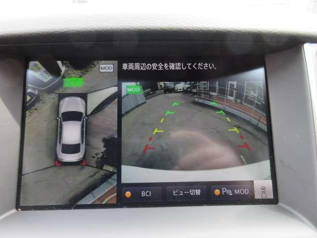 メーカーHDDナビ付き♪ アラウンドビューカメラ付きで、360度の映像で死角もなく安心して駐車することができます♪ センサーも搭載しており、さらに安心して駐車することができます♪