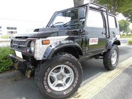 スズキ ジムニー 660 HC 4WD 3インチUP アウターロールバー