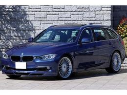 BMWアルピナ B3ツーリング ビターボ サンルーフ 黒革 20インチAW ワンオーナー