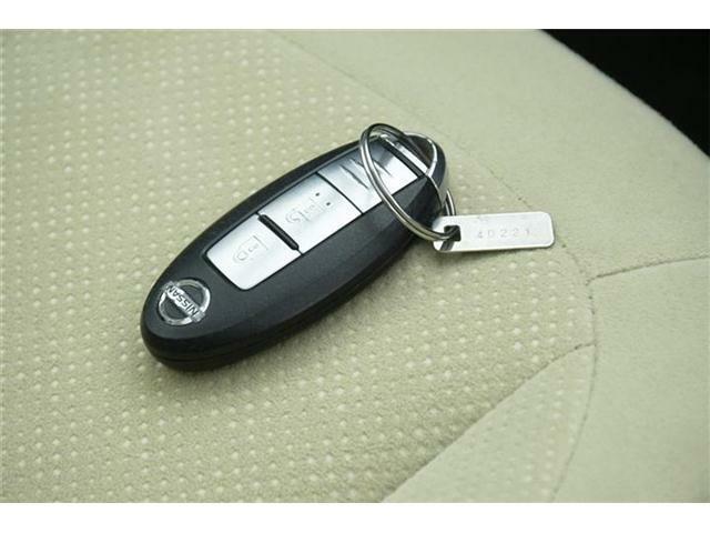 スマートキー付き♪ワンタッチでドアのロックアンロックが可能です♪
