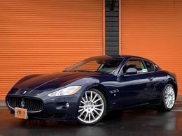 マセラティ グラントゥーリズモ S オートマティック 正規D車OneOwner左H紺本革SG20AWHDDナビ